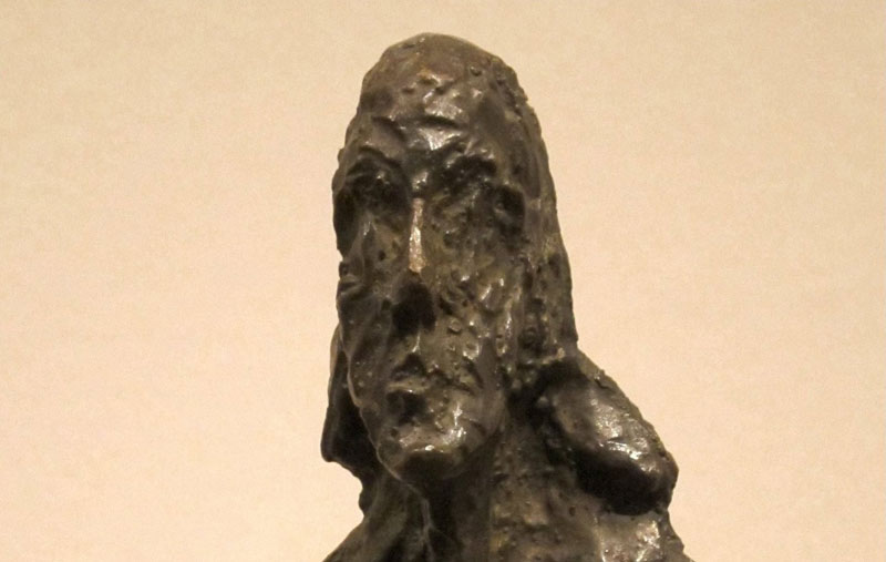 Giacometti: Woman of Venice VII