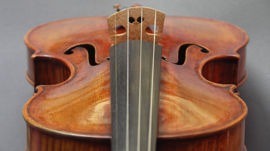 Soloist evaluations of six Old Italian and six new violins