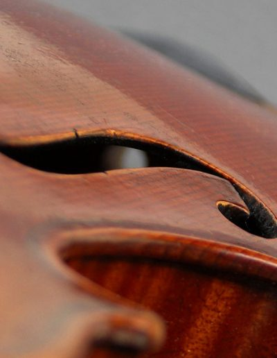 Guarneri model violin