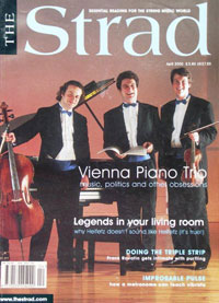 The Strad, April 2000