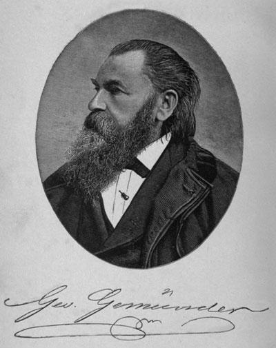 George Gemunder