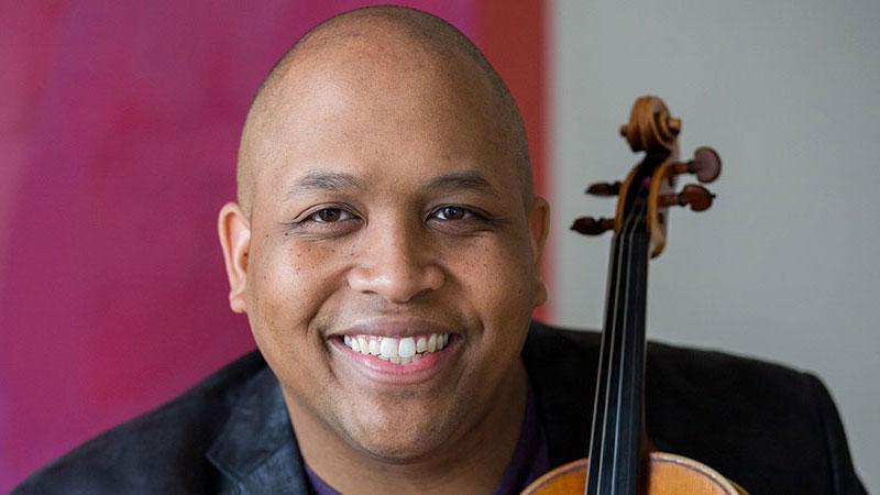 Chase Spruill, Violin
