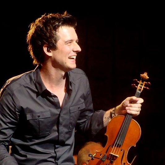 Christian Hebel, Violin