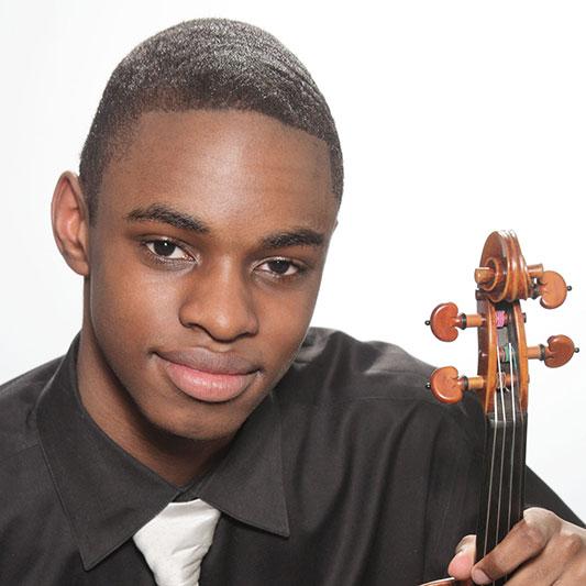 Clayton Penrose-Whitmore, Violin