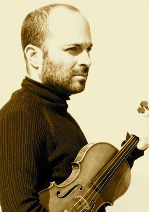 David de la Varga Rojo, Violin