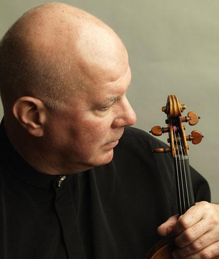 Elmar Oliveira, Violin