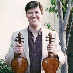 Endre Balogh, Violin