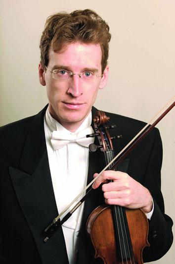Guillaume Tardif, Violin