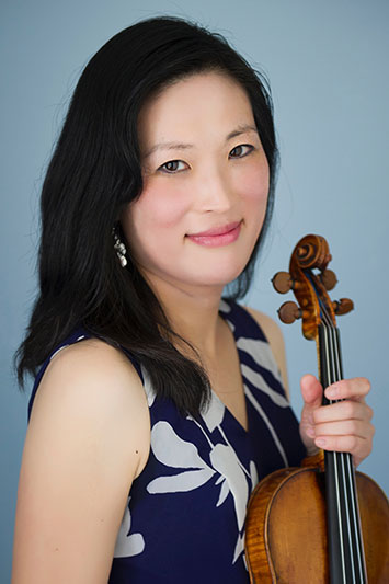 Jeanyi Kim, Violin