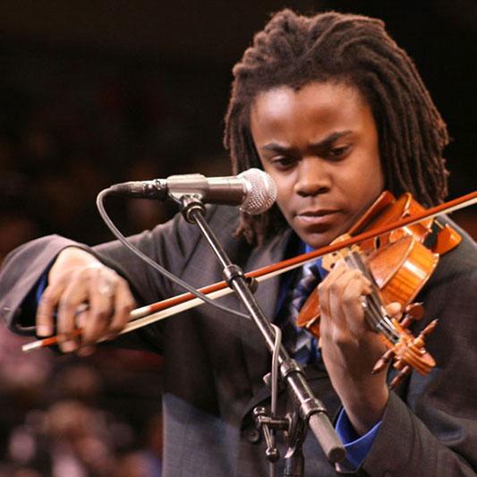 Joshua Coyne, Violin