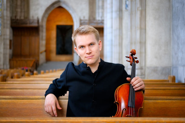 Keith Hamm, Viola