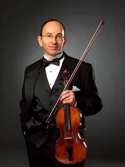 Mark Lupin, Violin