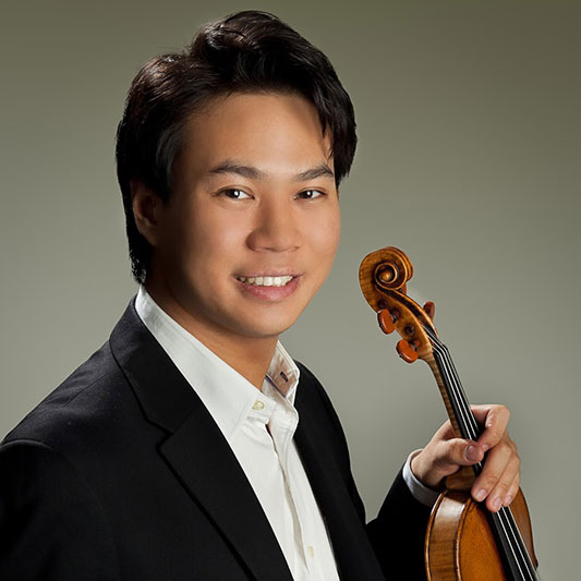 Nikki Chooi, Violin