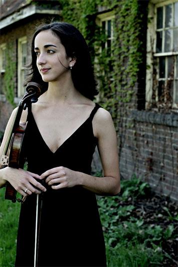 Sarah Crocker Vonsattel, Violin