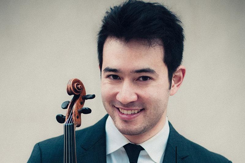 Suliman Tekalli, Violin