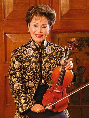 Takako Nishizaki, Violin