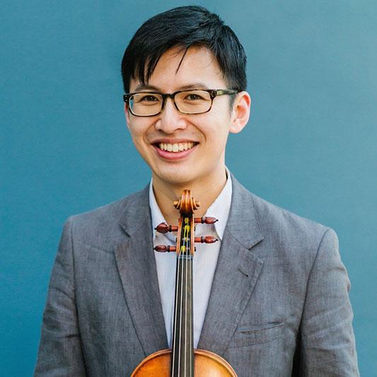 Wayne Lee, Violin