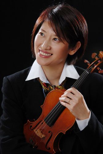 Xiaolei Ding, Violin