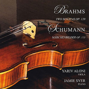 Yariv Aloni, viola