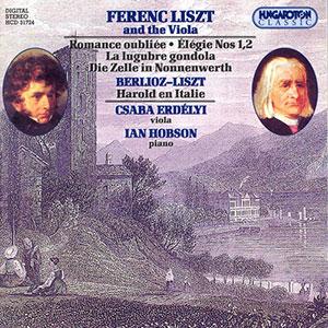Csaba Erdélyi, viola