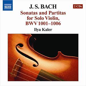 Ilya Kaler, violin