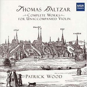 Patrick Wood, violin