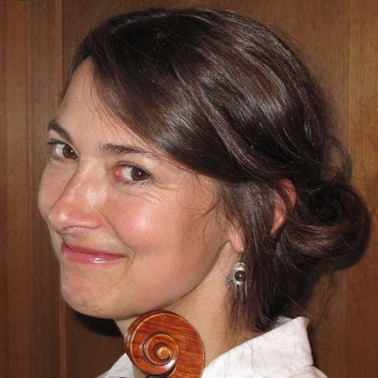 Leslie Johnson, Viola