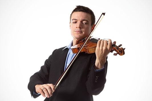 Eliot Heaton, Violin